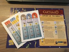 Promo Carthago: Merchants & Guilds: Support of the Guilds