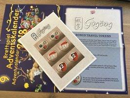 Promo Gùgōng: Bonus Travel Tokens