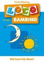 Bambino Loco - Wat hoort bij elkaar? (3-5 jaar)
