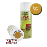 Colour Primer - Desert Yellow (The Army Painter)