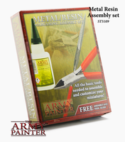 Metal/Resin Assembly Starter Set (The Army Painter)
