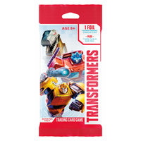 Transformers Trading Card Game: Booster Pack