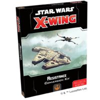 Star Wars X-Wing 2.0 - Resistance Conversion Kit