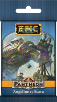 Epic Card Game: Pantheon - Angeline vs Scara
