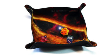 Dice Tray Compact: Pulsar (All Rolled Up)