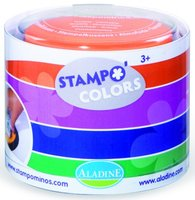 Stampo Colours Carnaval (Gekleurde Stempelkussens)