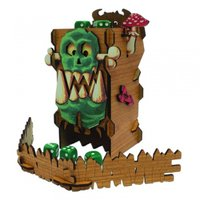Blackfire Dice Tower: Orc Totem