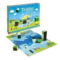 Tridio: Moving Cubes