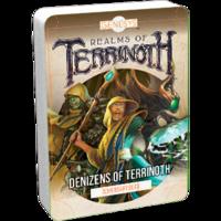 Genesys: Denizens of Terrinoth (Adversary Deck)