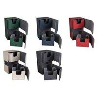 Blackfire Convertible Premium Deck Box - Dual 200+ Standard Size Cards (5 verschillende kleuren te kiezen)
