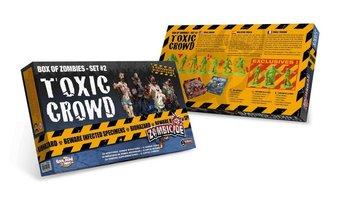 Zombicide Box of Zombies Set #2: Toxic Crowd