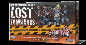 Zombicide Box of Zombies Set #7: Lost Zombivors