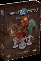 Sword & Sorcery: Hero Pack - Onamor the Necromancer/Summoner