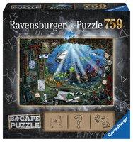 Escape Puzzel #4: De Onderzeeër (759)