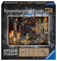 Escape Puzzel #6: Kasteel van de Vampier (759)
