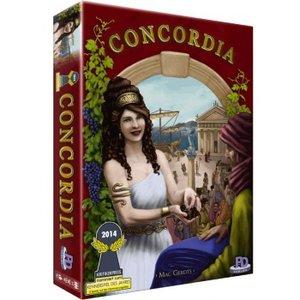 Concordia (Engels/Duits)