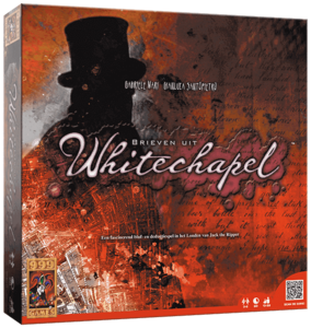 Brieven uit Whitechapel