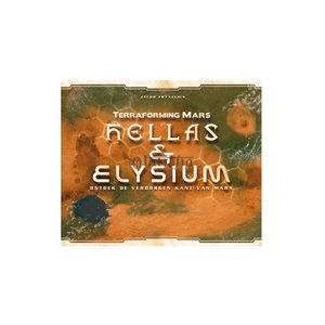 PRE-ORDER: Terraforming Mars: Hellas & Elysium (NL)