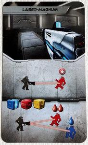 Promo Adrenaline (Laser Magnum)