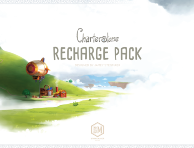 PRE-ORDER: Charterstone Recharge Pack (Engels)