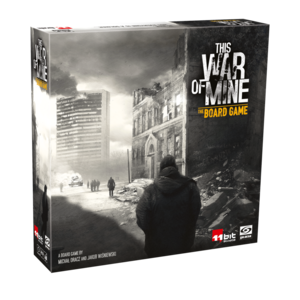 PRE-ORDER: This War of Mine: The Board Game