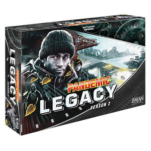 Pandemic Legacy: Season 2 (Engels/Zwart)