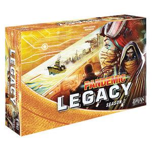 PRE-ORDER: Pandemic Legacy: Season 2 (Engels/Geel)
