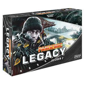 Pandemic Legacy: Seizoen 2 (NL/Zwart)