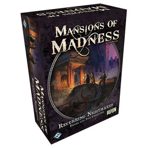 Mansions of Madness: Figure & Tiles - Recurring Nightmares