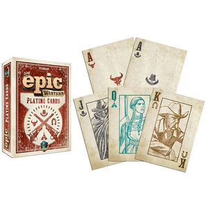 Tiny Epic Western: Playing Cards