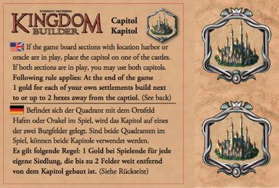 Promo Kingdom Builder: Capitol