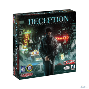 Deception: Undercover Allies (Kickstarter Versie)