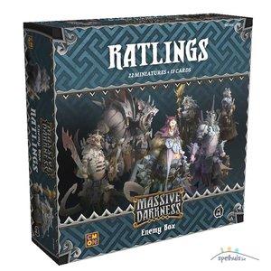 Massive Darkness: Enemy Box - Ratlings