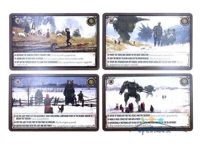 Scythe: Promo Encounter Cards 33-36