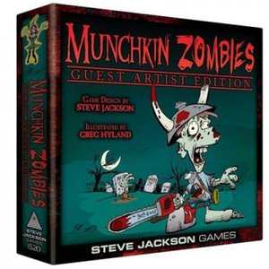 Munchkin Zombies (Guest Artist Edition)
