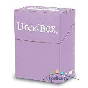 Ultra Pro Deck Box (Lilac)