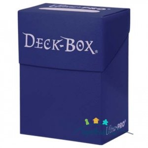 Ultra Pro Deck Box (Blue)
