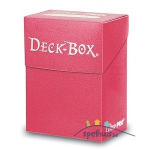 Ultra Pro Deck Box (Fuchsia)
