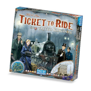 Ticket To Ride - Map Collection: United Kingdom & Pennsylvania