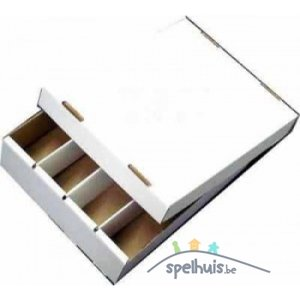 Cardbox 4000 Kaarten (Fold-out Storage Box)