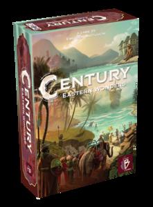 Century: Eastern Wonders/Oosterse Rijkdom