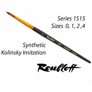 Roubloff Fine-Art Synthetic Brush: Standard (1S15-2)
