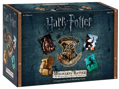Harry Potter: Hogwarts Battle - The Monster Box of Monsters