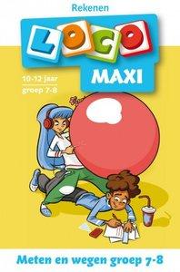 Maxi Loco - Meten en Wegen Groep 7/8 (10-12 jaar)