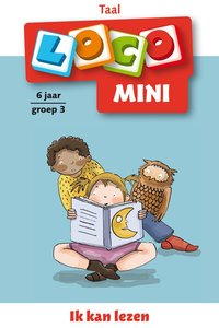 Mini Loco - Ik kan Lezen (6 jaar)