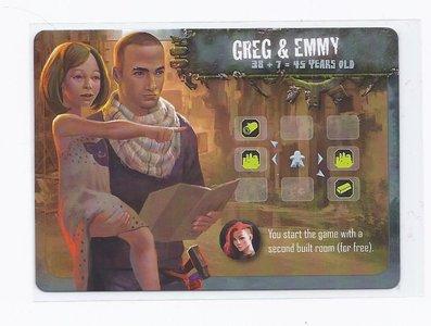 Promo Outlive: Leader Greg & Emmy