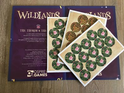 Promo Wildlands: The Thorns & the Roses