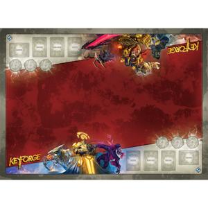 Keyforge: Architect's Vault Two-Player Gamemat