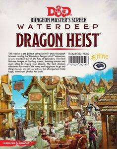 Dungeons & Dragons: Waterdeep - Dragon Heist (Dungeon Master's Screen)