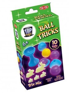 Top Magic Ball Tricks